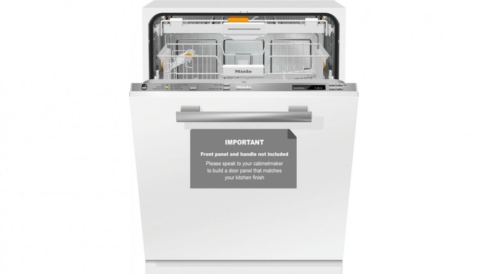 Miele 85cm WashPro with Quick Power Wash Fully Integrated Dishwasher - Stainless Steel