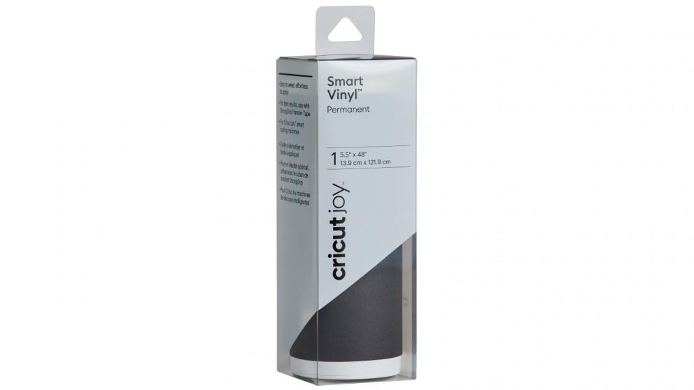 Cricut Joy Permanent 5.5 x 48-inch Smart Vinyl - Shimmer Black