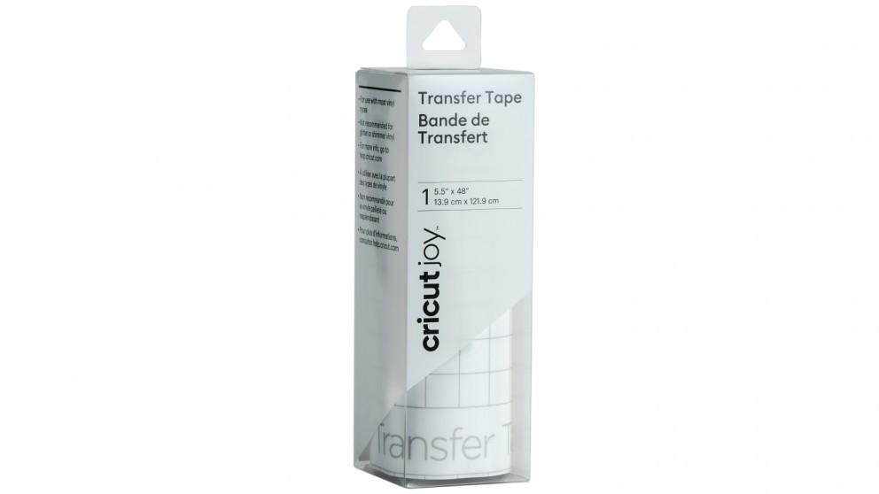 Cricut Joy 5.5x48-inch Transfer Tape