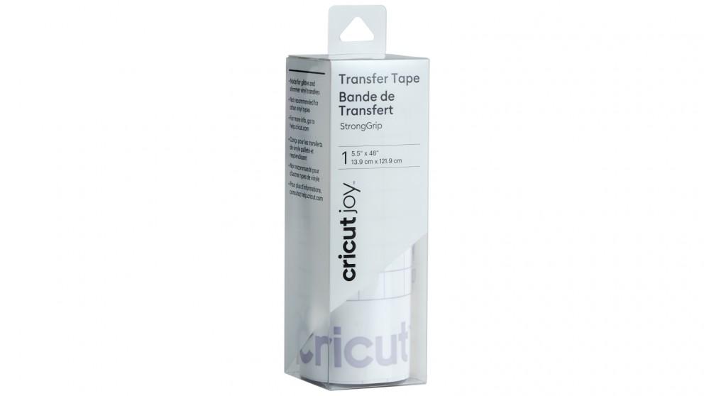 Cricut Joy 5.5x48-inch StrongGrip Transfer Tape