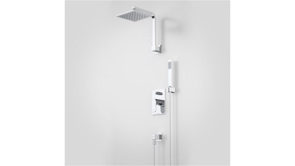 Caroma Track Shower System - Chrome