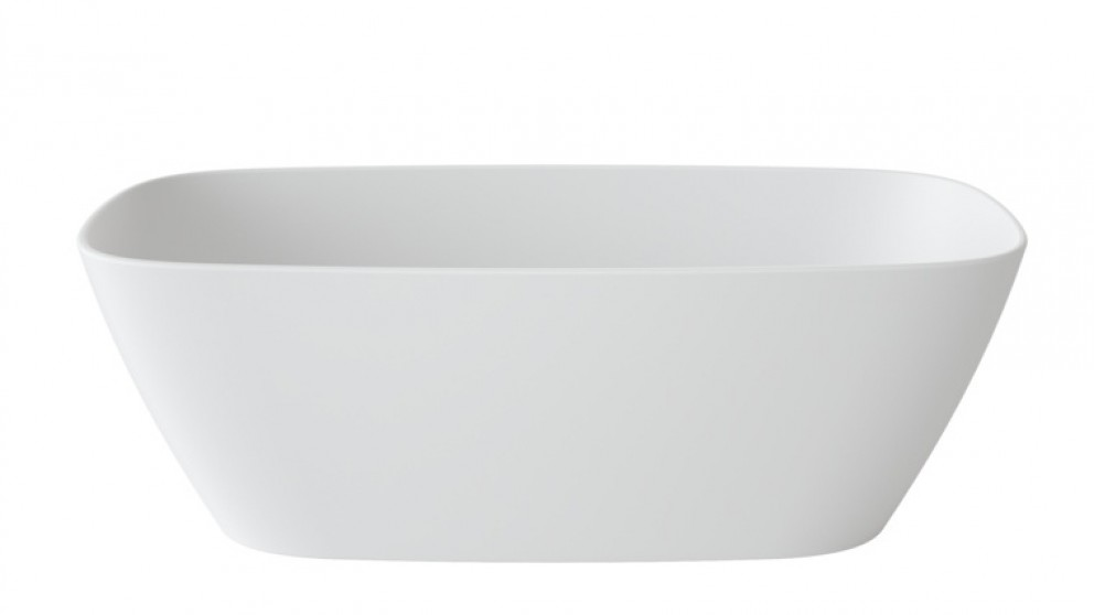Buy Caroma Contura 1700mm Freestanding Bath   Harvey Norman AU