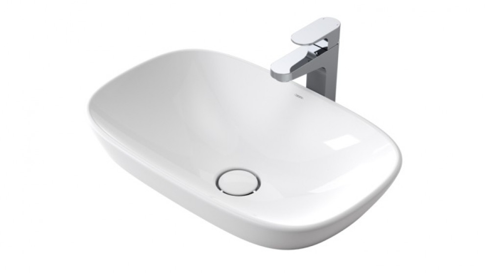 Caroma Contura 530mm Solid Surface Countertop Basin