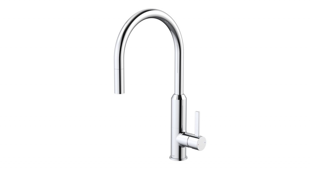 Caroma Vixen Pull Down Kitchen Mixer