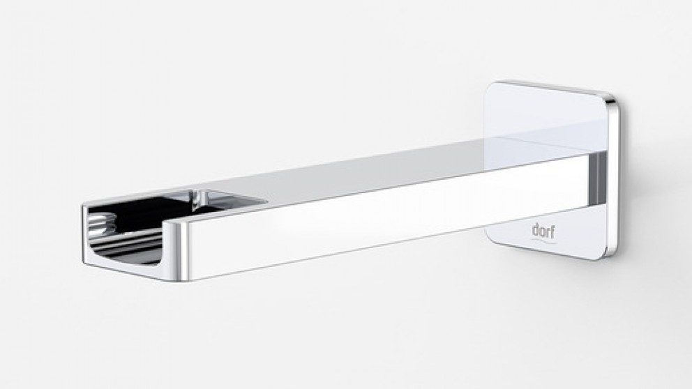 Dorf Epic Cascade Wall Mounted Basin Outlet