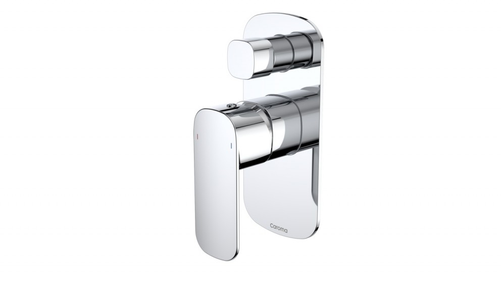 Caroma Contura Bath or Shower Mixer with Diverter