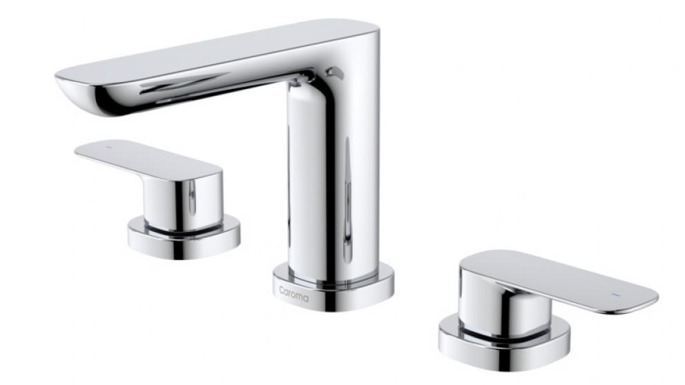 Caroma Contura Bath/Basin Set