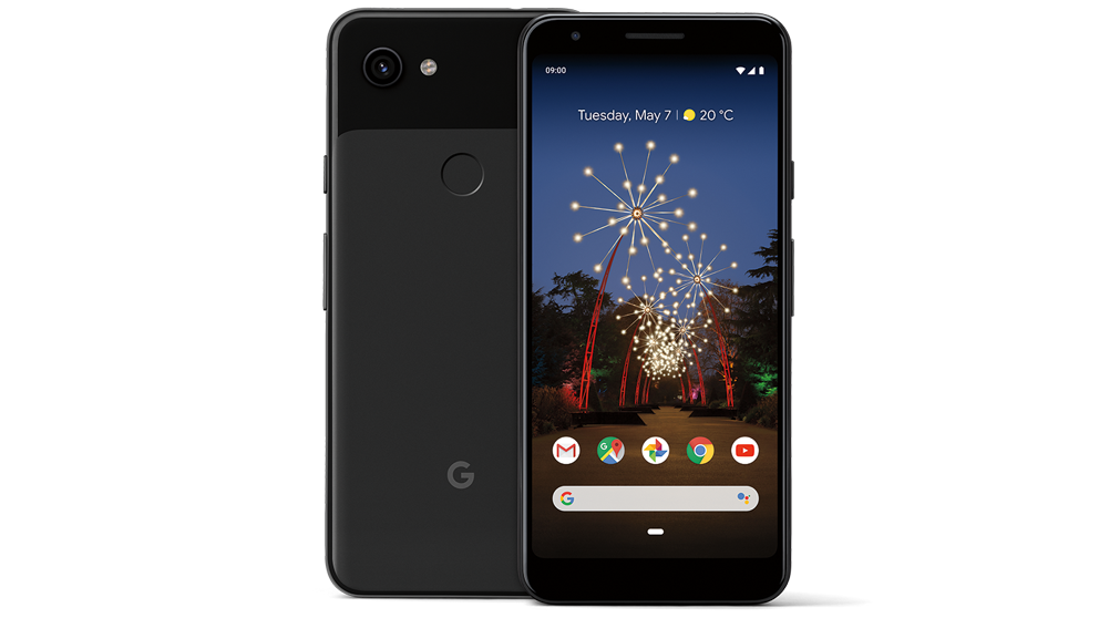 Google Pixel 3a 64GB - Just Black