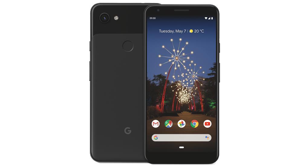 Google Pixel 3a XL 64GB - Just Black
