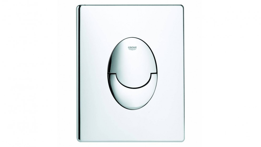 Grohe Air Vertical Satin Cover Flush Plate