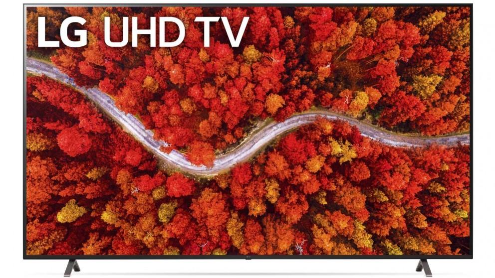 LG 75-inch UP8000 4K UHD LED LCD Ai ThinQ Smart TV