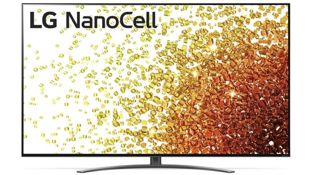 LG 86-inch Nano91 4K UHD NanoCell LED LCD Ai ThinQ Smart TV