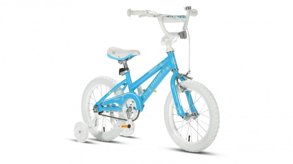 "Progear 16"" Blossom Click-N-Go Girls Bike - Soft Blue"