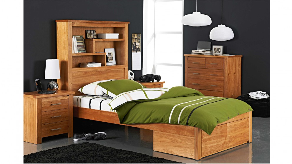 Kids Bedroom Harvey Norman cargo king single 3 piece suite - kids beds & suites - furniture