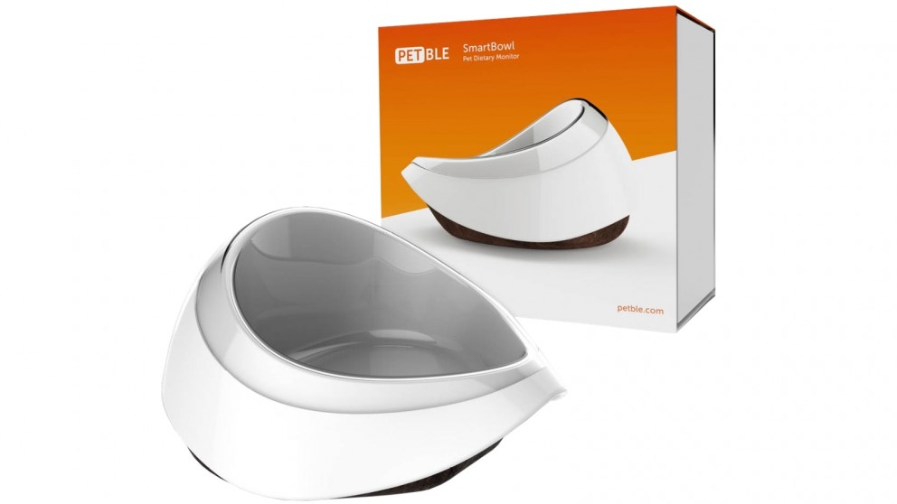 Petble Pet Smart Food Bowl with In-Built Scale