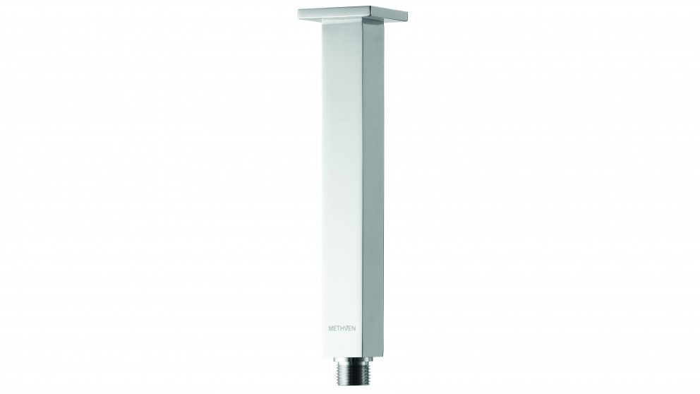 Methven Ranea Square 200mm Ceiling Arm
