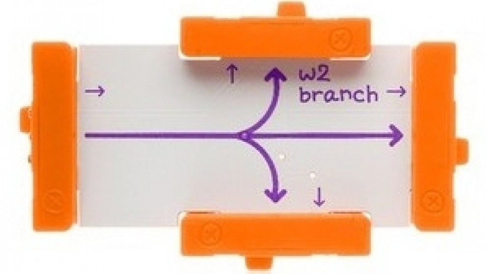 littleBits Wire Bits Branch
