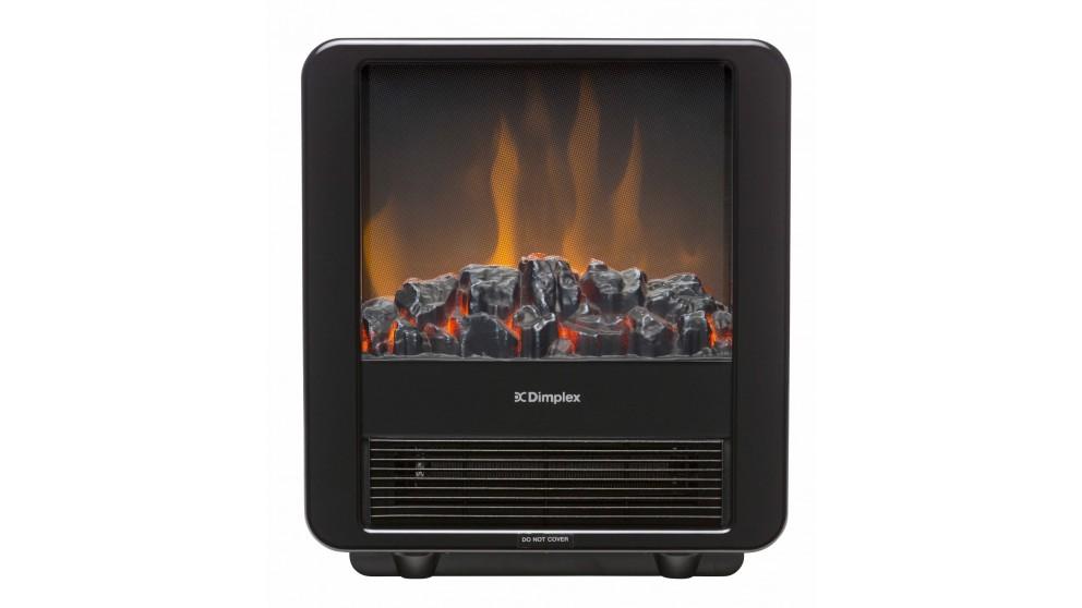 Dimplex 1500W Mini Cube Electric Fire Heater - Black