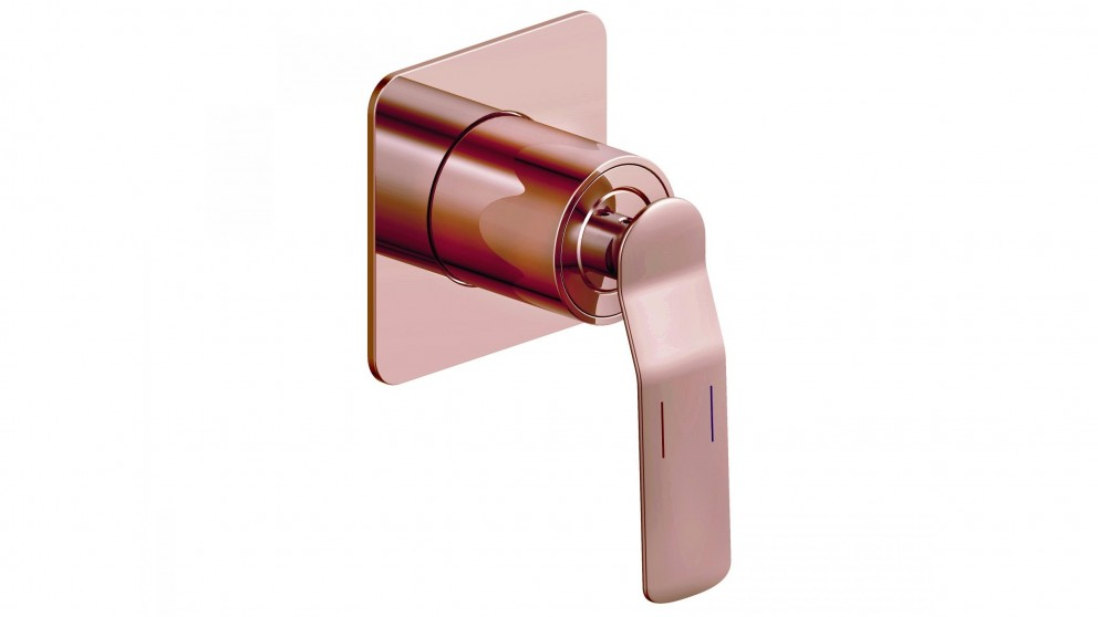 Arcisan Synergii Shower/Bath Mixer - Rose Gold PVD