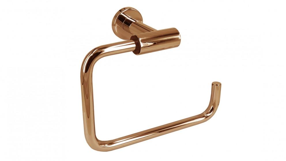Arcisan Axus Towel Ring - Rose Gold PVD