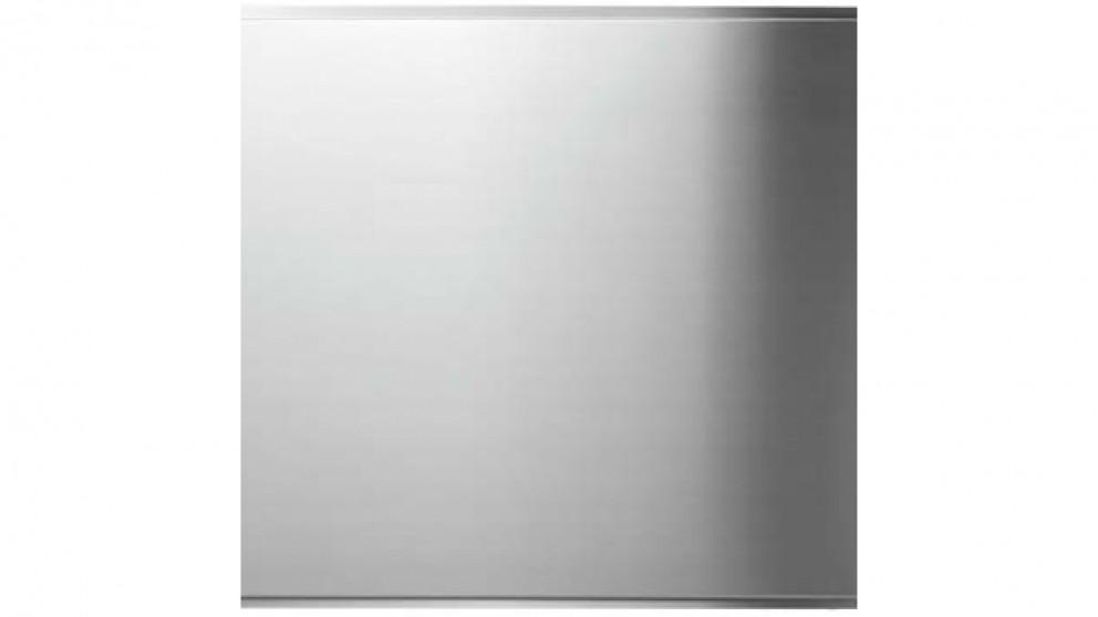 Falcon 110cm Splashback - Stainless Steel