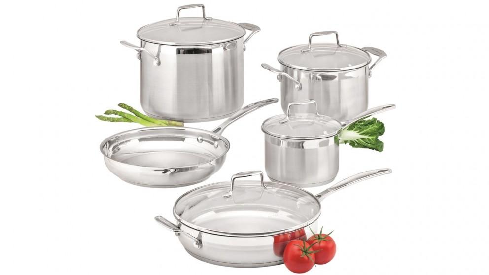 Scanpan Impact 5 Piece Cookware Set