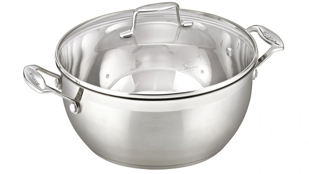 Scanpan Impact 28cm/6L Covered Stew Pot
