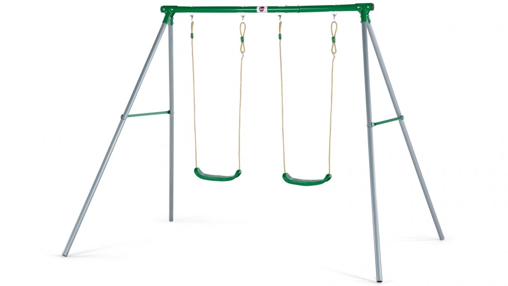 Plum Sedna Metal Swing Set
