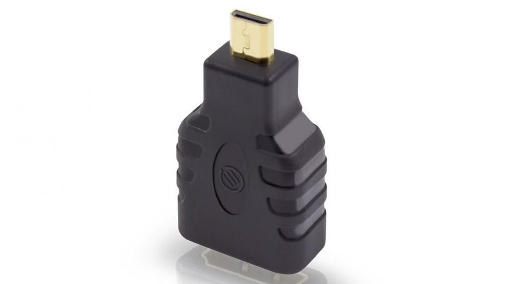Alogic Micro HDMI Male to HDMI Female Adapter