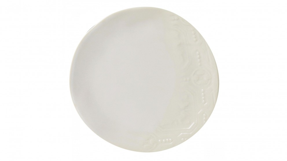 Robert Gordon GT Signature Side Plate - Vanilla