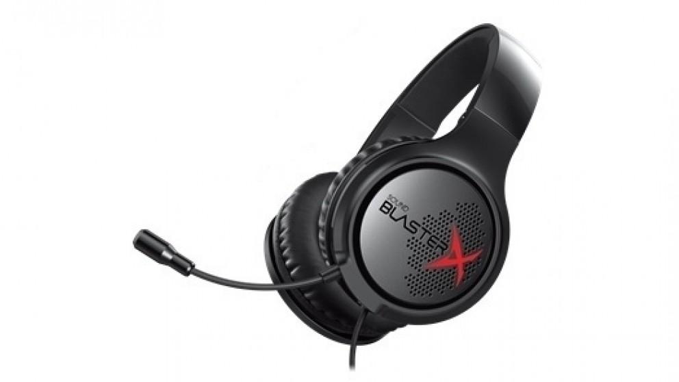 Creative Sound Blasterx H3 Gaming Headset