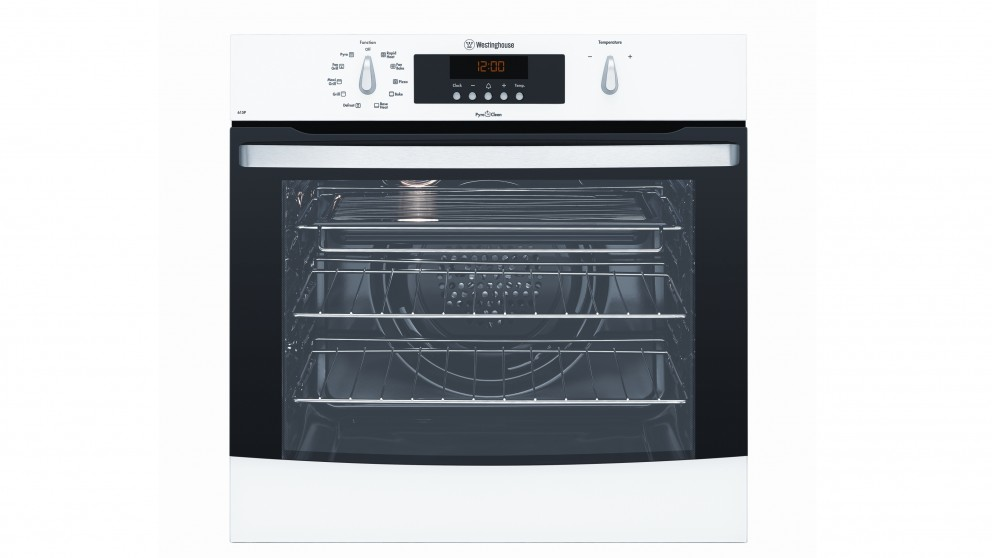 Westinghouse WVEP615W 80L Multifunction Oven - White