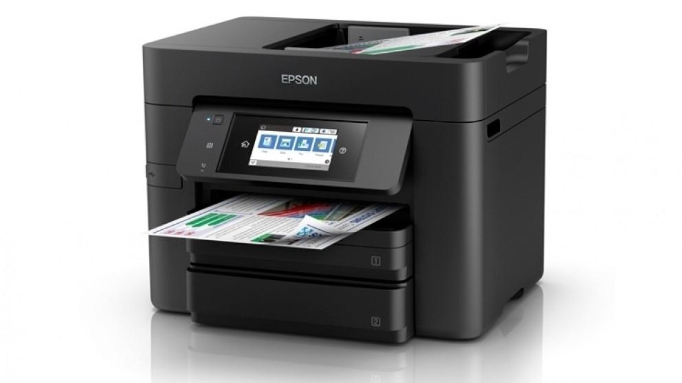 Epson WorkForce WF-4745 Multifunction Printer