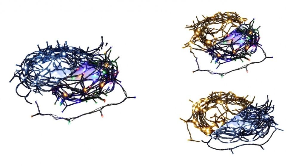 Lexi Lighting 240 Dual Colour Led String Light 23.9m