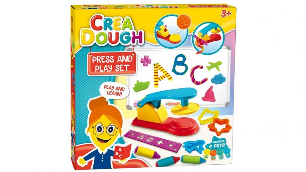 Crea Dough Press And Play Set