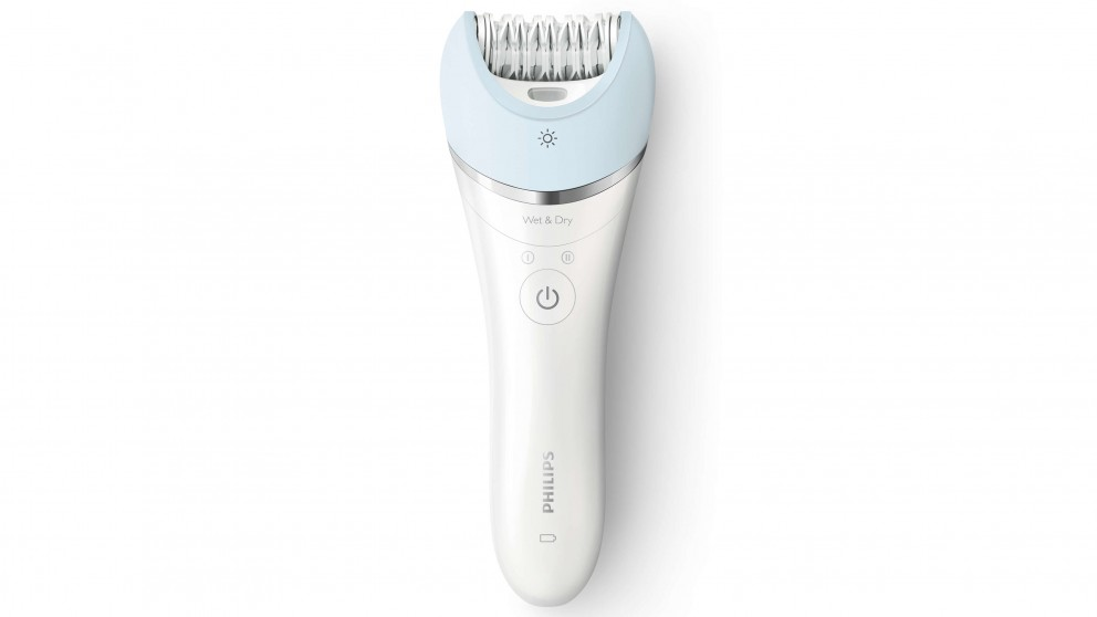 Philips Satinelle Advance Wet and Dry Epilator - Blue