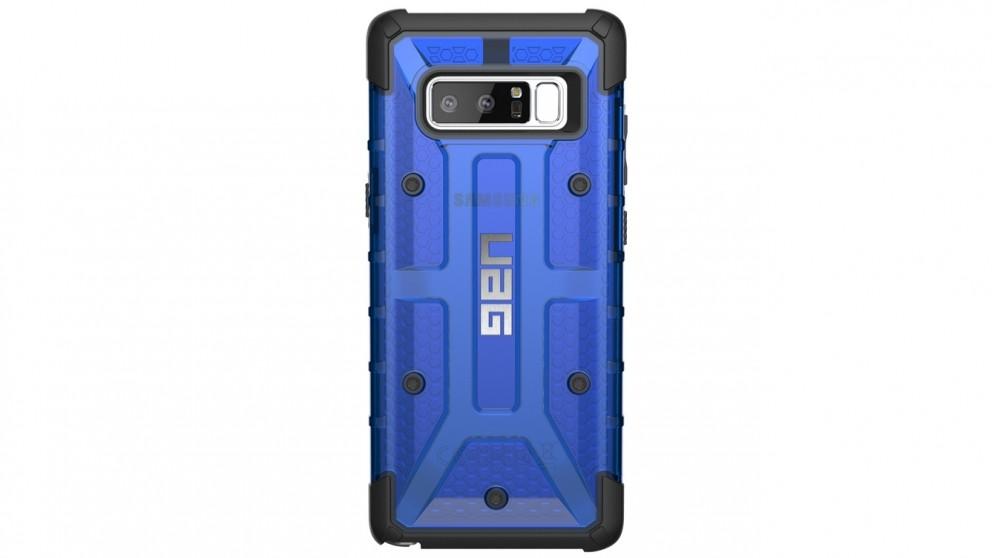 UAG Plasma Samsung Galaxy Note 8 Case - Cobalt Blue