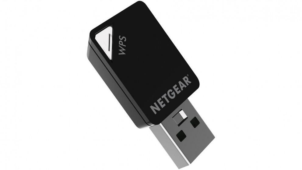 Netgear A6100 Ac600 Wifi USB Mini Adapter