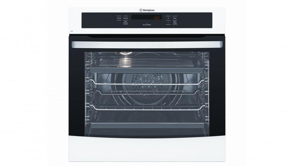 Westinghouse WVEP618W 80L Multifunction Oven - White