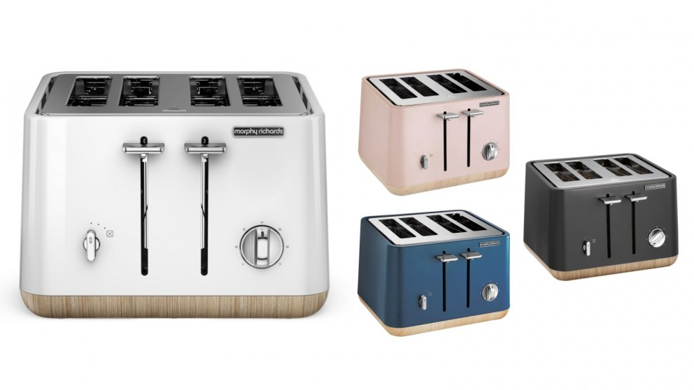 Morphy Richards Scandi 4 Slice Toaster