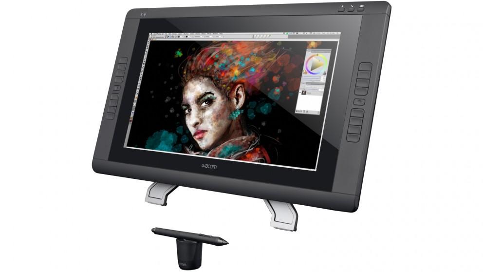 Wacom Cintiq 22HD Touch Creative Pen Display