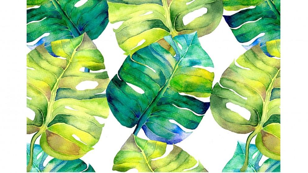 Artbox Verdant Leaves Canvas
