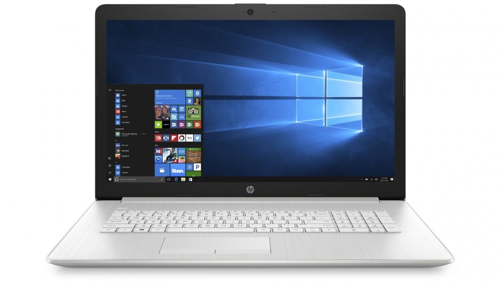 HP 17.3-inch i5-1035G1/8GB/256GB SSD Laptop