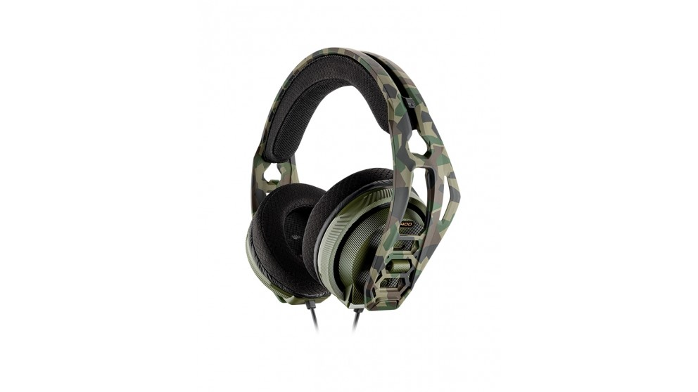 RIG 400 HX Stereo Gaming Headset – Forest Camo for Xbox