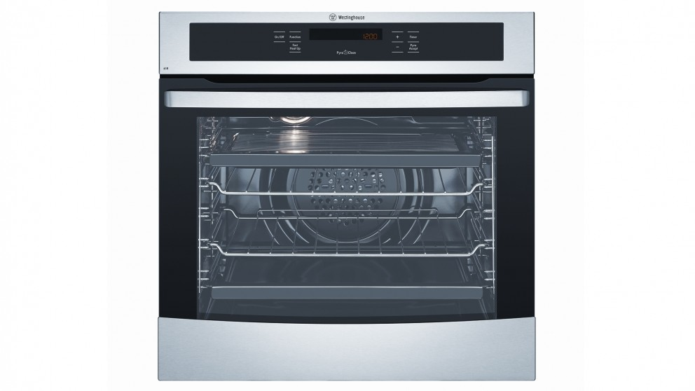 Westinghouse WVEP618S 80L Multifunction Oven - Stainless Steel