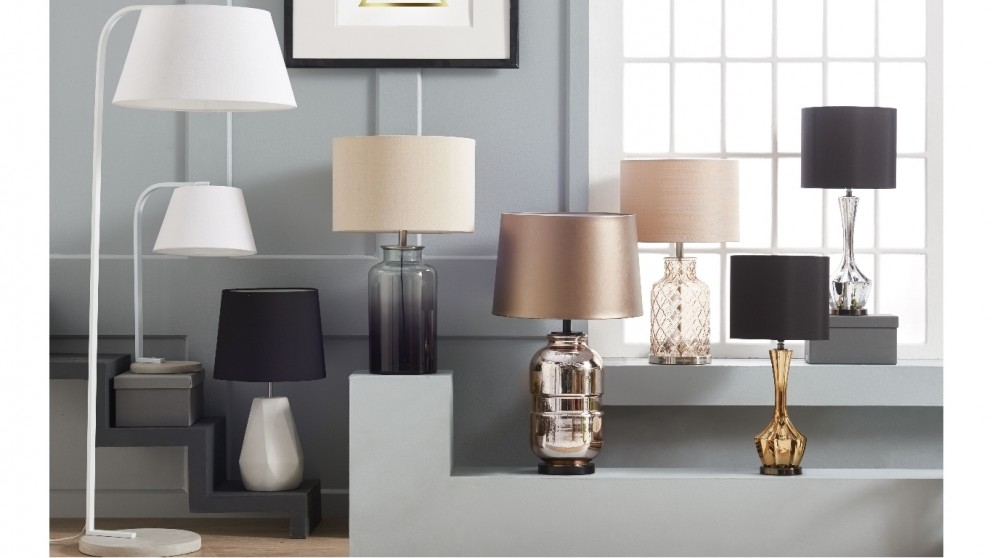 Mendes Buff Table Lamp