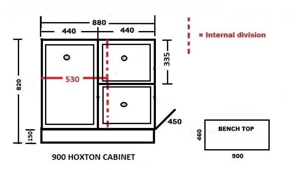 Buy ledin hoxton 900mm stone benchtop vanity white for Bathroom cabinets harvey norman