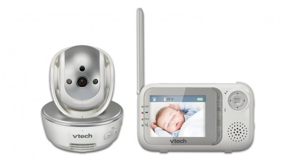 Vtech BM3500 Audio Baby Monitor