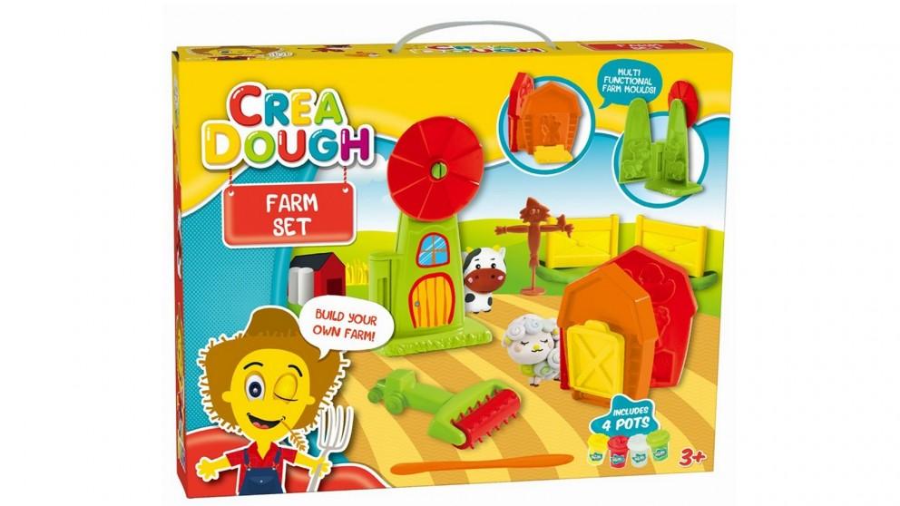 Crea Dough Farm Set