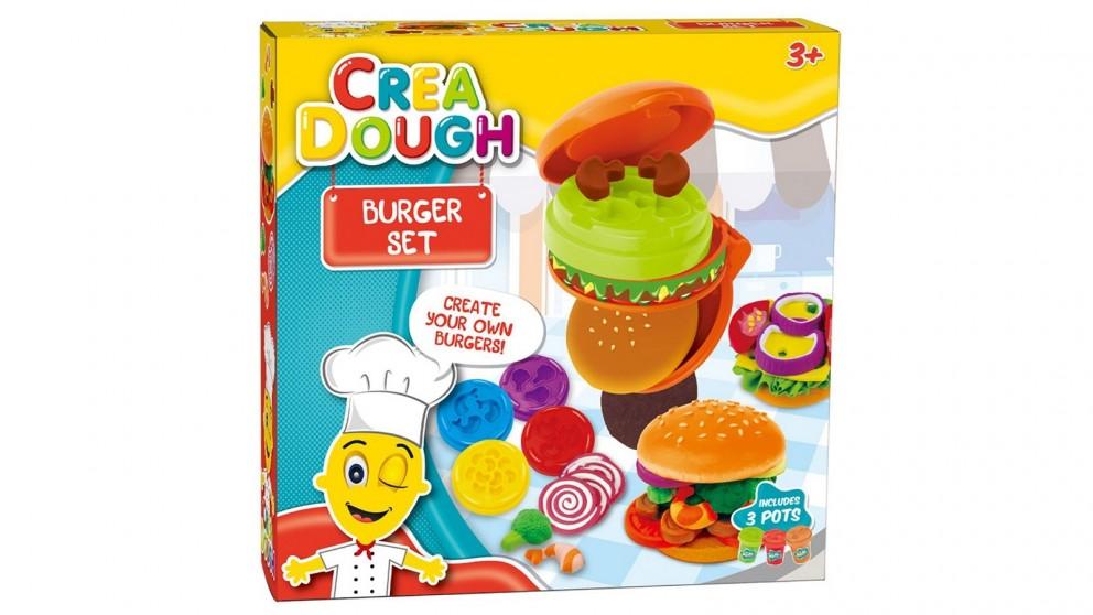 Crea Dough Burger Set